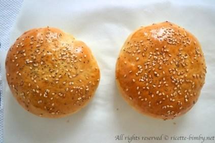 Burger Buns bimby 1