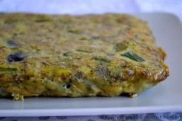 Frittata di asparagi e zucchine bimby 3