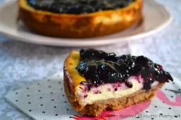 Cheesecake alla ricotta bimby