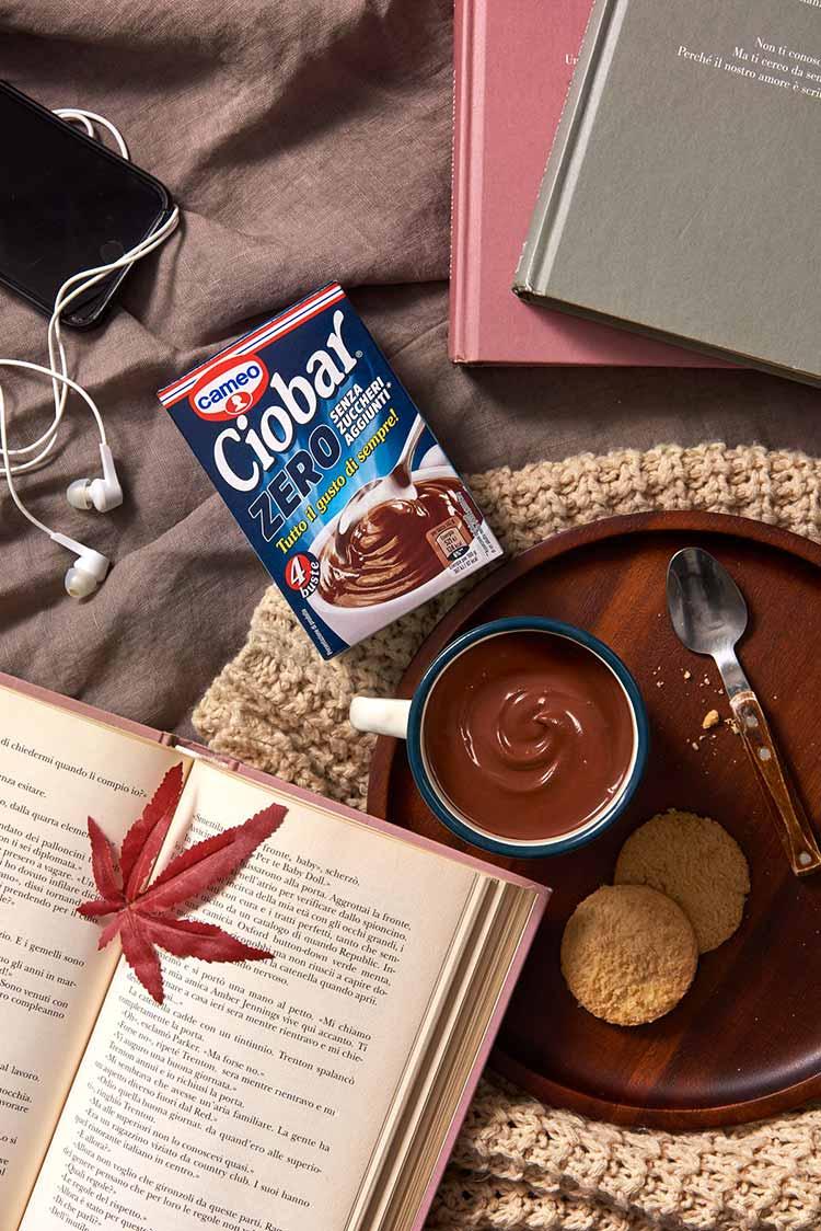 Cioccolata calda senza zucchero