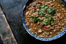 cucinare le lenticchie secche