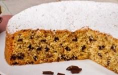 torta stracciatella bimby