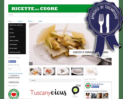 tuscanicious e ricette