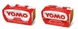 yomo yogurt intero fragola naturale