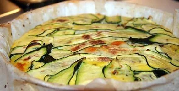 Frittata di zucchine al forno  Ricette della Nonna