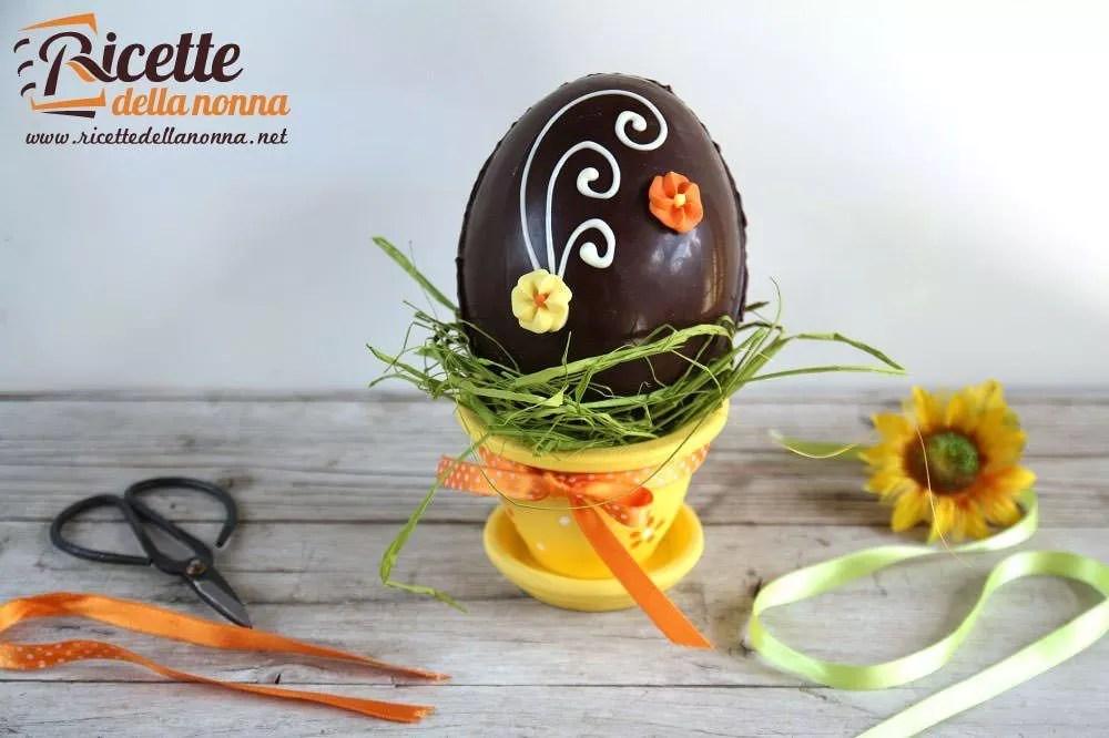 Uova di Pasqua fatte in casa  Ricette della Nonna