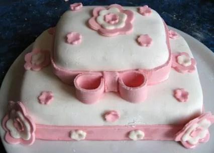 Torta A Due Piani Ricette Della Nonna