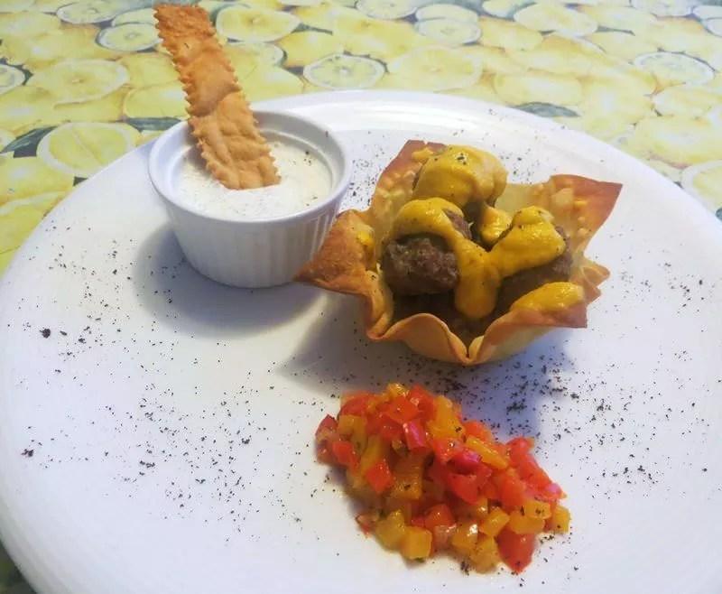 Nisbah polpettine turche speziate  Ricette della Nonna