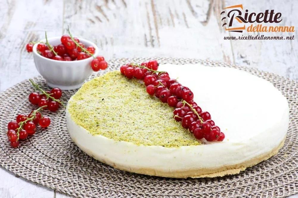 Cheesecake fredda allo yogurt  Ricette della Nonna