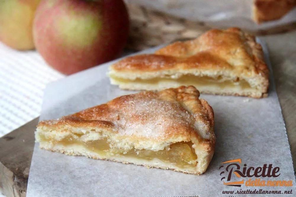 Torta cuor di mela  Ricette della Nonna