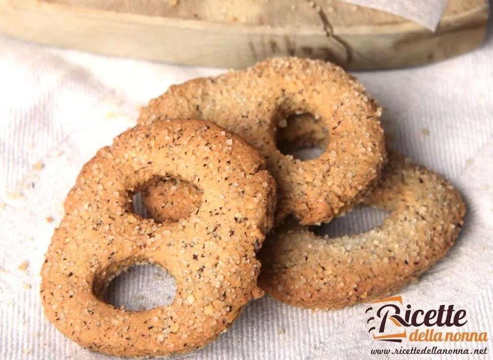 Biscotti Molinetti  Ricette della Nonna