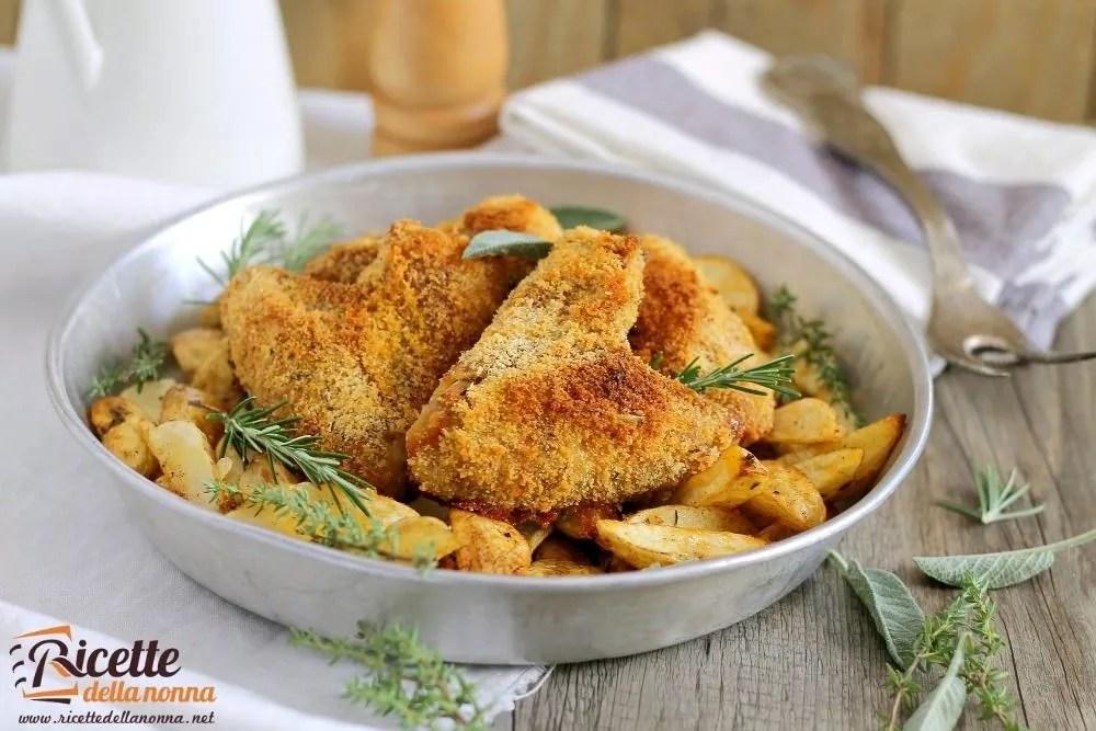 Pollo allo zenzero con patate  Ricette della Nonna