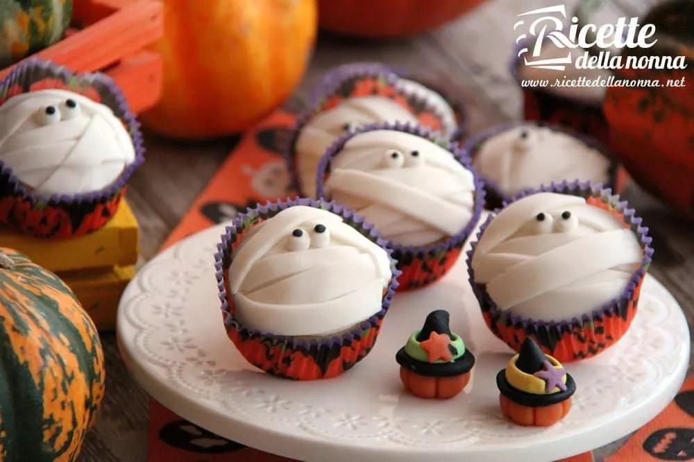 Muffin mummie  Ricette della Nonna
