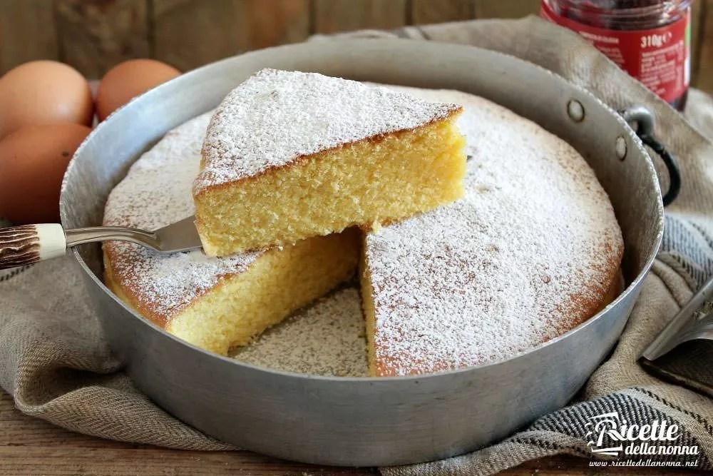 Ricetta torta margherita  Ricette della Nonna