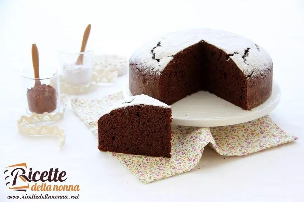 Torta al cioccolato  Ingredienti e ricetta  Ricette