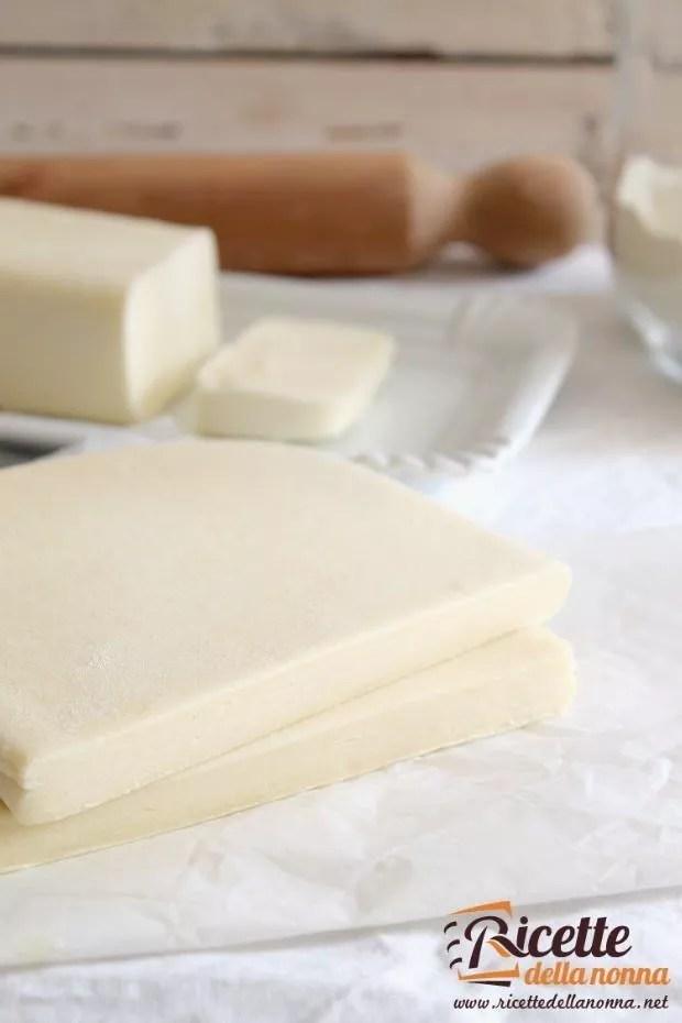 Pasta sfoglia fatta in casa  Ricette della Nonna