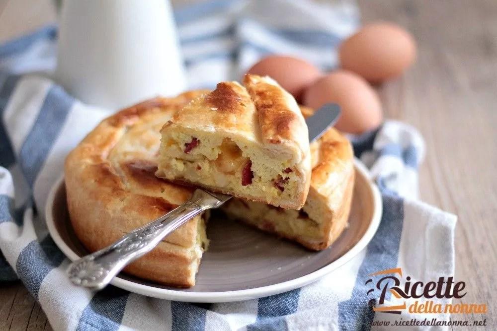 Pizza rustica napoletana  Ricette della Nonna