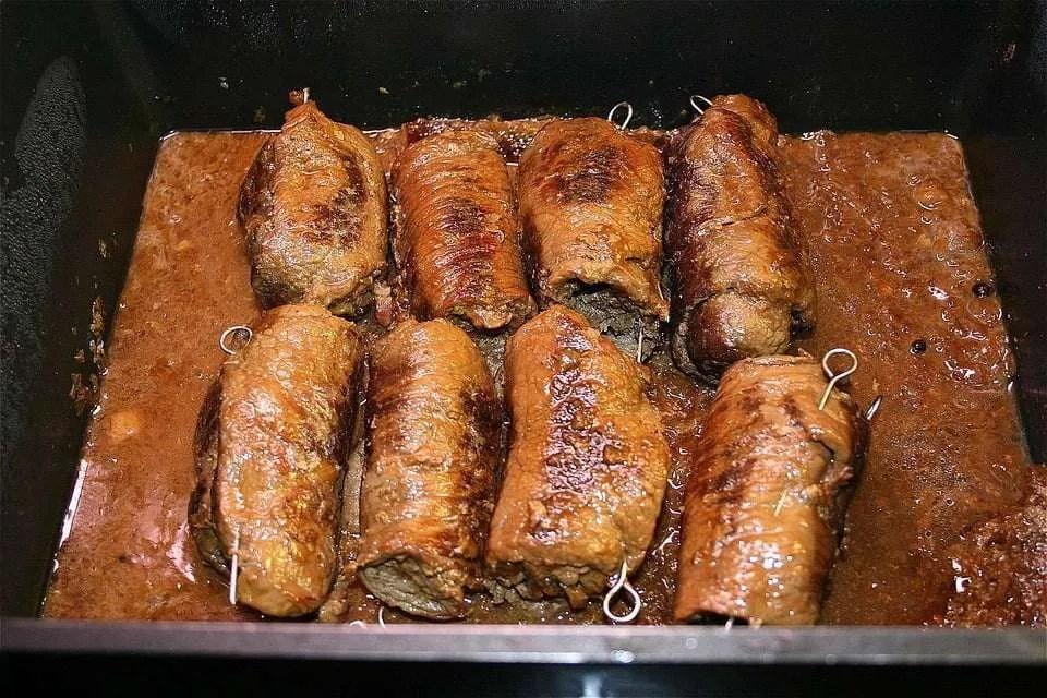 Involtini di carne al forno ripieni ricetta e consigli