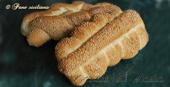 Ricette Pane siciliano Terza parte