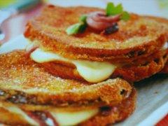 Ricetta Melanzane fritte con mozzarella  Ricette Facili e Veloci