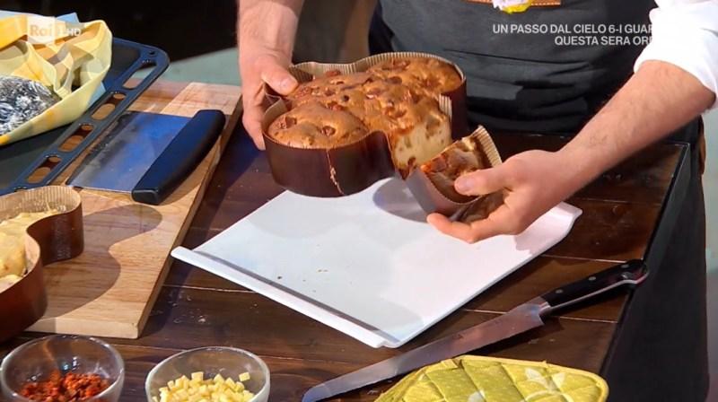 colomba brioche salata di Fulvio Marino