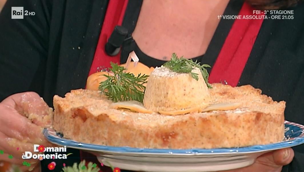 gattò di patate di Angelica Sepe