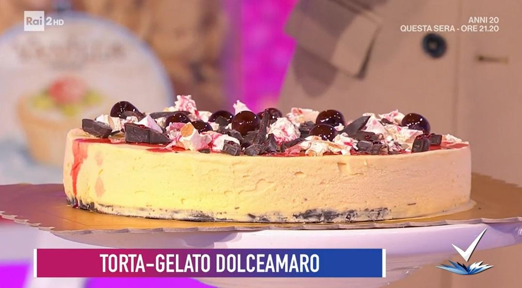 torta gelato dolceamaro