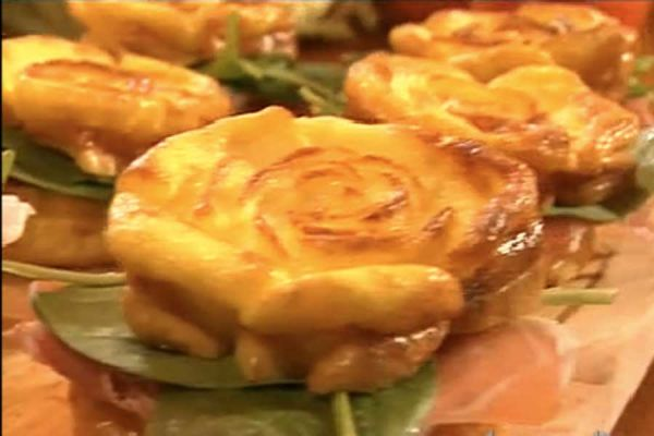 Ricetta Frittatine sandwich  cotto e mangiato  RicetteMania
