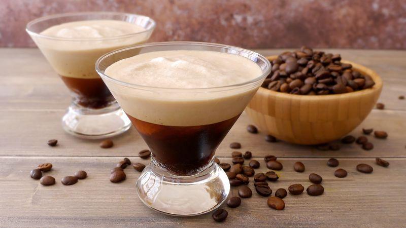 Caff shakerato  Ricette Bimby