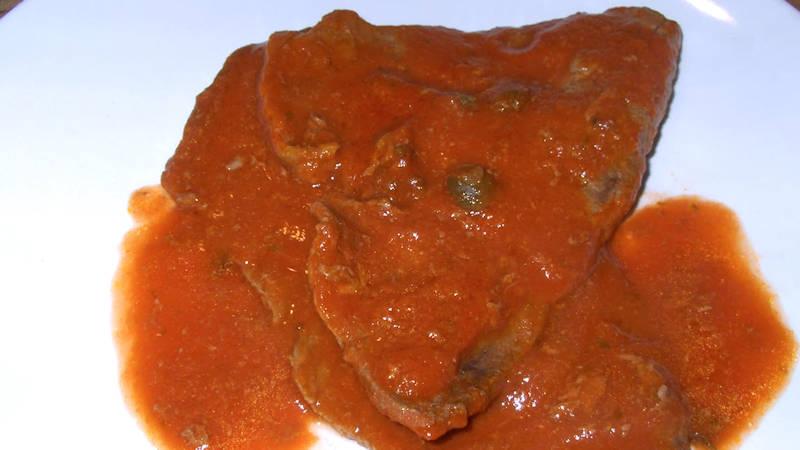 Fettine alla pizzaiola  Ricette Bimby