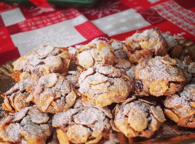 rose del deserto vegan gluten free cookies