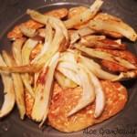 Tempeh e finocchi grigliati al timo | Grilled tempeh with fennel & thyme