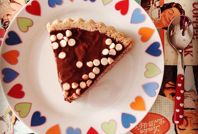 torta pan di spagna crema cioccolato vegan sponge chocolate cake