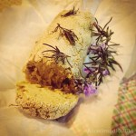 Polpettone saporito di ceci e patate | Vegan chickpea loaf