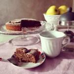 Torta soffice al cacao (senza burro, latte, uova) | Easy vegan chocolate cake