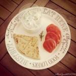 Tzatziki vegan | Healthy cucumber yogurt dip