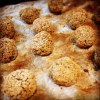 polpette quinoa lenticchie lentil balls vegan recipe