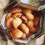 "Petrali di farro al miele | Fig Christmas cookies ""Petrali"""