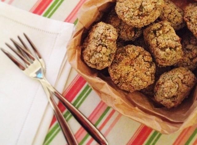 polpette forno cous cous vegan couscous balls