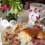 Brioches ai cereali e semi di canapa | Multigrain hemp seeds croissant