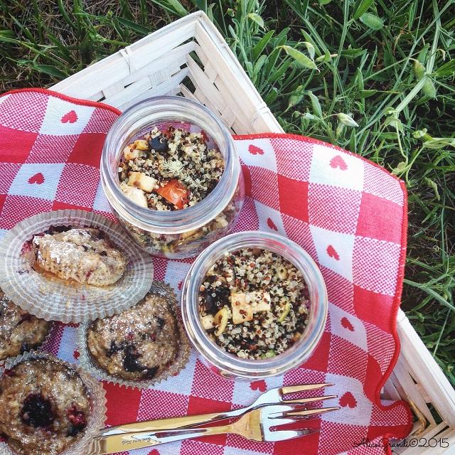 idee pic nic vegetariano vegetarian vegan picnic menu food ideas