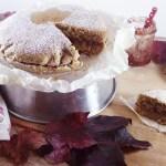 Torta di nocciole soffice e leggera | Hazelnut sponge cake {vegan}