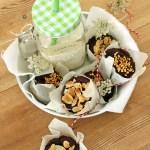Muffin vegani al cacao, senza glutine | Healthy chocolate protein muffins