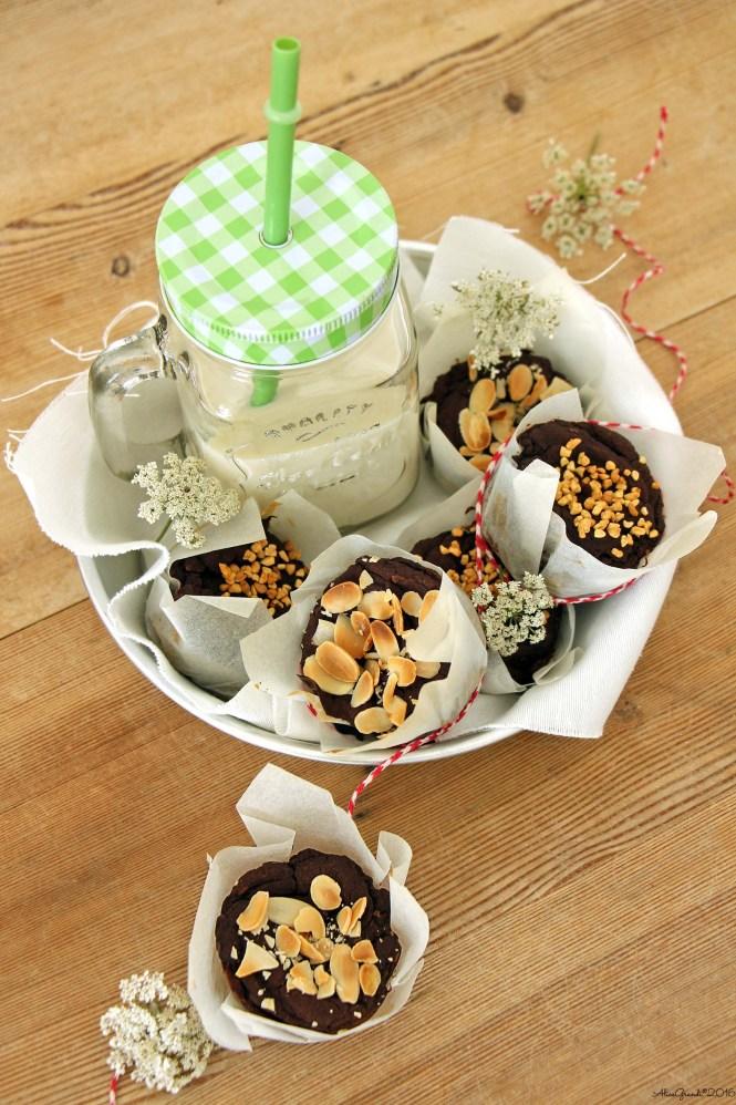 muffin-vegani-cacao-senza-glutine-healthy-chocolate-protein