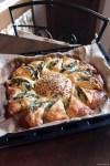 torta-salata-girasole-ricotta-spinaci-tofu-vegan-sunny-pie