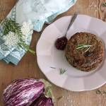 Hamburger e polpette di melanzane vegan | Baked eggplant fritters