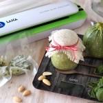 Pesto di zucchine e mandorle | Zucchini basil pesto