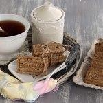 "Biscotti integrali ""senza"" e buoni! | Gluten free vegan basic cookies"
