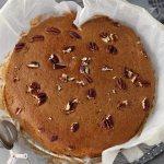 Torta al caffè e noci | Coffee and walnut cake {vegan recipe}