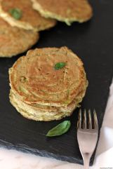 Pancakes di zucchine